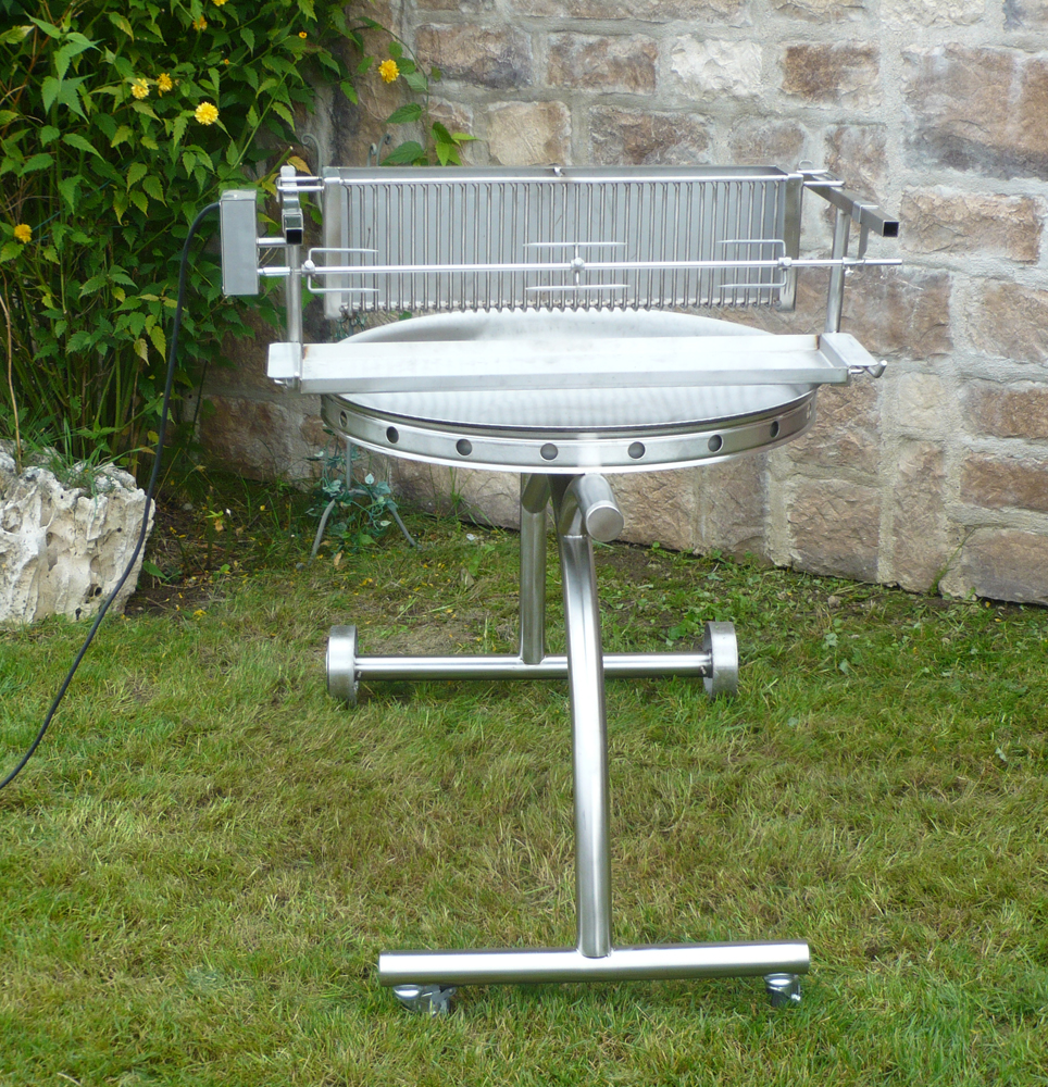 grillstation vertikalgrill